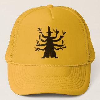 Hassidic Bottle Dance Trucker Hat
