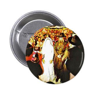 Hassidic Wedding Button