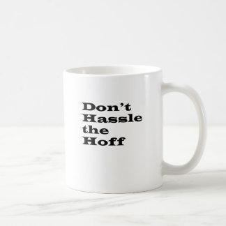 hassle coffee mug