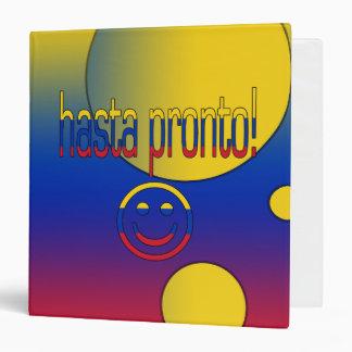 ¡Hasta aprisa! La bandera de Venezuela colorea art