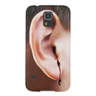 """""""Hasta el oído sangra"""" el caso del nexo de la Funda De Galaxy S5"""