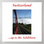 Hasta Mt. Schilthorn Impresiones
