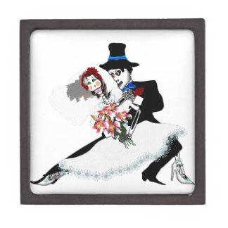 'Hasta muerte háganos la parte - día del boda muer Caja De Regalo De Calidad