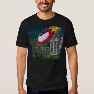 Hasta usted camisa