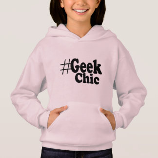 Hastag Geek Chic Clothing Hoodie