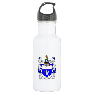 Hastday Coat of Arms Water Bottle