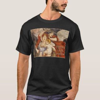 Hasten the Peace - French WW1 T-Shirt