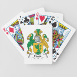 Hastie Family Crest Poker Cards