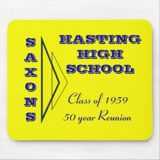 HASTING HIGH SCHOOL, MOUSE PAD