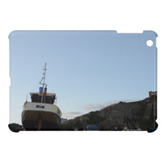 Hastings At Dusk With Fishing Boat iPad Mini Cases