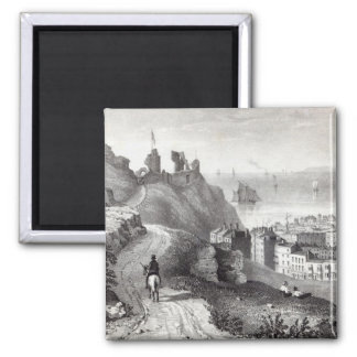 Hastings Castle from the Revd W Magnet