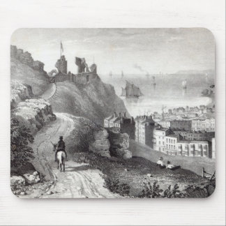 Hastings Castle from the Revd W Mouse Pad