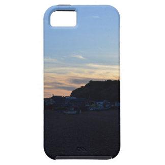 Hastings en la oscuridad iPhone 5 protectores