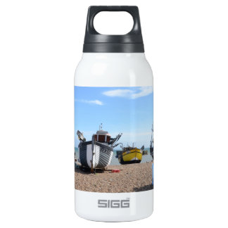 Hastings Fishing Boats Insulated Water Bottle