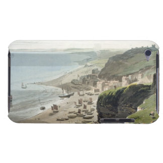 Hastings, from the East Cliff, from 'A Voyage Arou iPod Touch Case