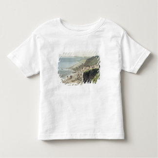 Hastings, from the East Cliff, from 'A Voyage Arou Toddler T-shirt
