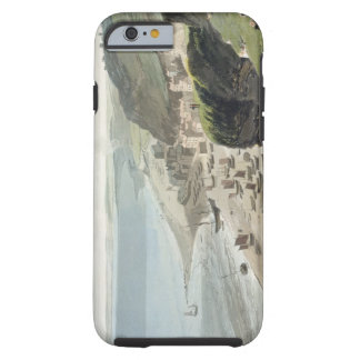 Hastings, from the East Cliff, from 'A Voyage Arou Tough iPhone 6 Case