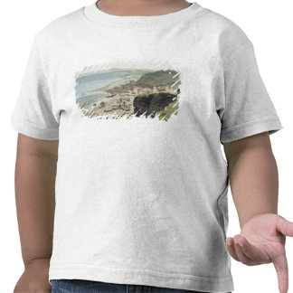 Hastings, from the East Cliff, from 'A Voyage Arou Tee Shirts