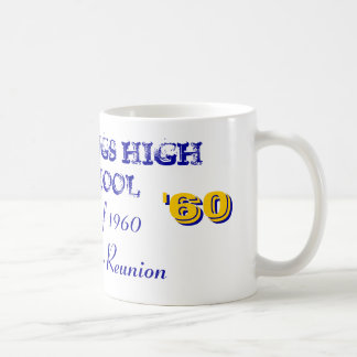 HASTINGS HIGH SCHOOL, Class of 1960 Coffee Mug