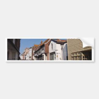 Hastings histórico pegatina para auto