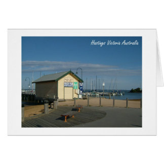 Hastings Photo Stationery Note Card