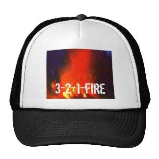 hat 3-2-1-fire