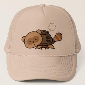 Hat - A TeaKettle Tanuki