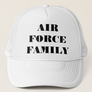 Hat Air Force Family