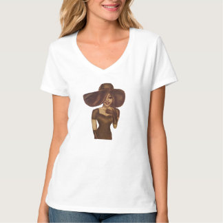 Hat and Gloves - T-Shirt