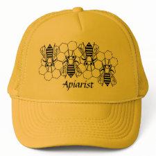 Hat - Apiarist hat