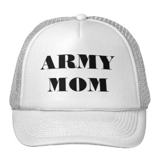 Hat Army Mom