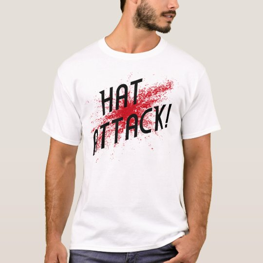 HAT ATTACK! splat tee