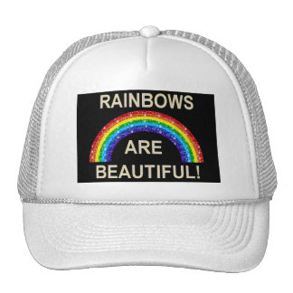 Hat Baby Rainbows Are Beautiful
