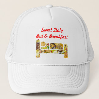 Hat Bed & Breakfast Promotional Template
