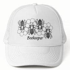 Hat - Beekeeper hat