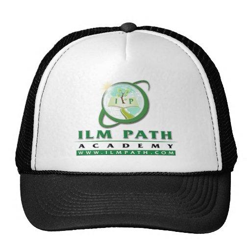 Hat Black - Ilm Path Academy Square