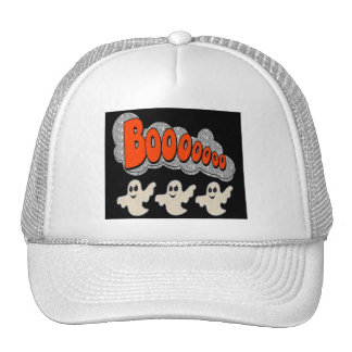 Hat Boo Ghosts