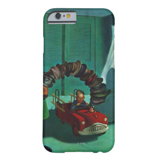 Hat Bridge Barely There iPhone 6 Case