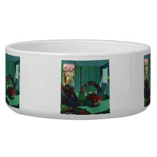 Hat Bridge Pet Bowl