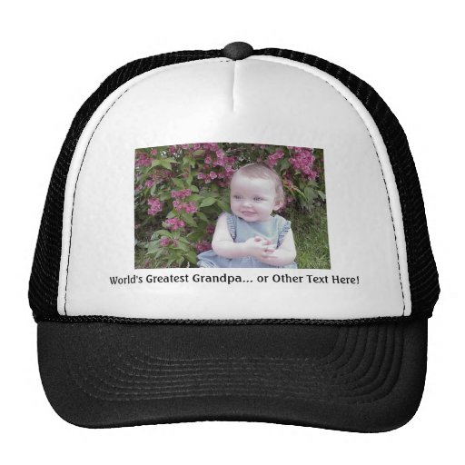 *HAT/CAP: Customize that perfect gift!