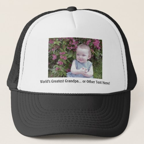 HATCAP Customize that perfect gift Trucker Hat