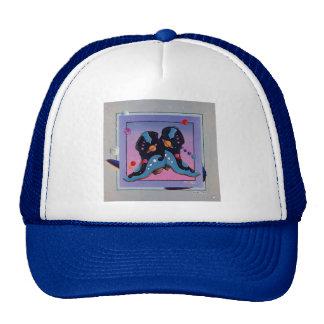 Hat, Cap - Electric Slide Cowboy Boots Trucker Hat