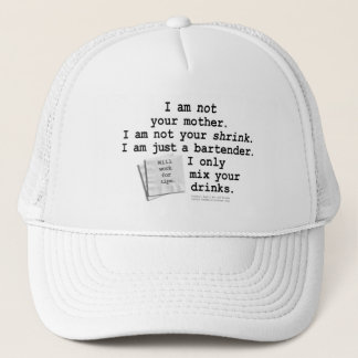 Hat, Cap - I'M A BARTENDER