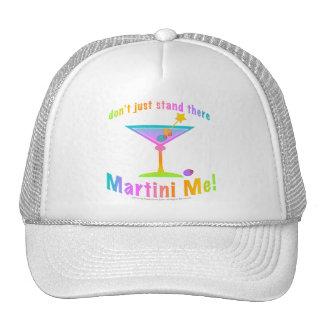 Hat, Cap - MARTINI ME! Trucker Hat