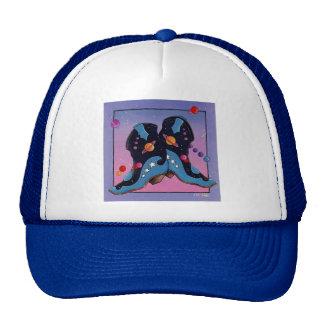 Hat, Cap - Midnight Cowboy Boots Trucker Hat