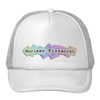 Hat, Cap - NUCLEAR FIZZACIST Trucker Hat