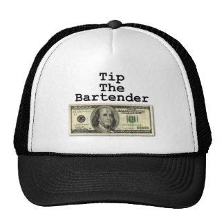 Hat, Cap - TIP THE BARTENDER!