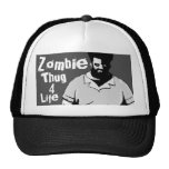 Hat, Cap, Zombie Thug 4 Life Cap
