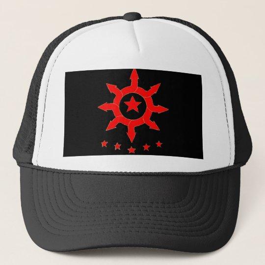 Hat Circle Arrow w/ Star logo
