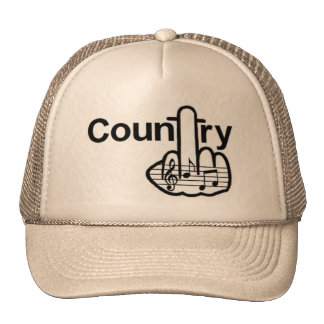 Hat Country Flip